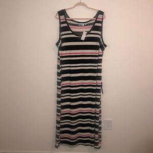 Avenue Striped Dress Size 18/20